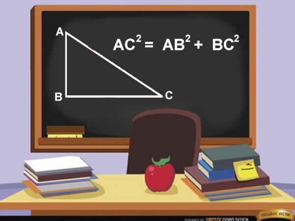matematika - pytagoras