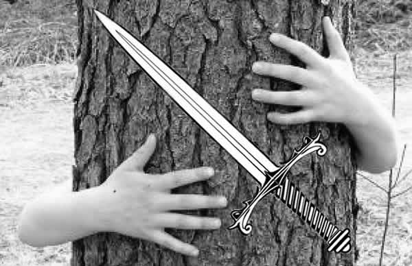 peluk dan pedang