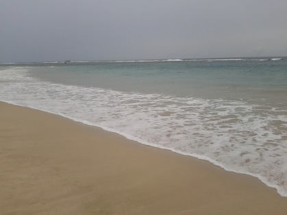 horizon : beach in banda aceh