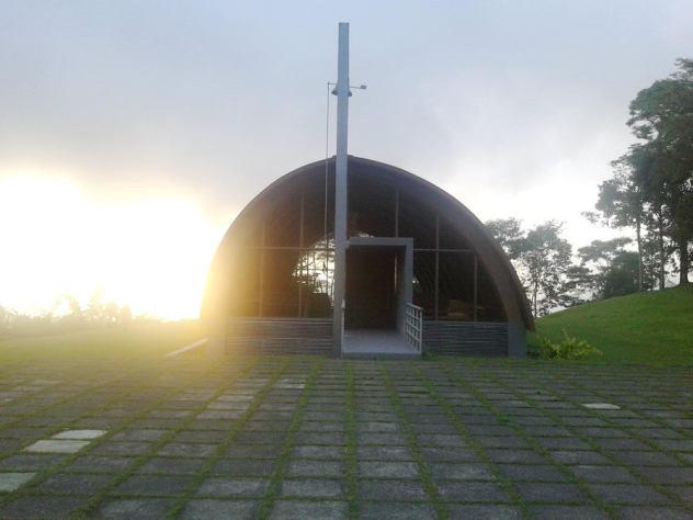 Cahpel di Bukit Doa