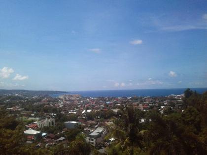 View dari Jendela Kantor