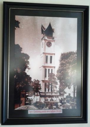 jam_gadang_zaman_kemerdekaan