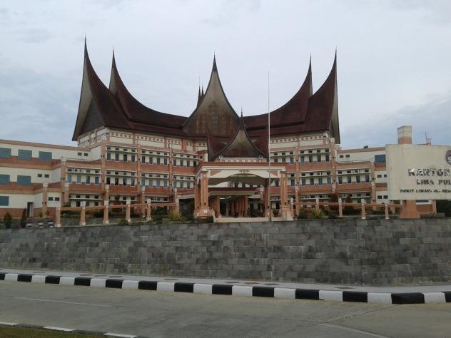 Kantor DPRD 50 Kota