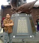 Monumen Tsunami di Areal PLTD Apung 1