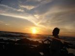 meulaboh - sunset