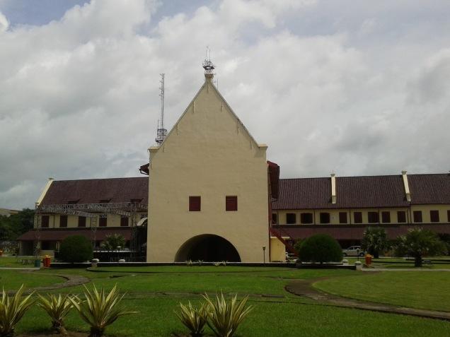 Fort Rotterdam, Makassar, Sulawesi Selatan