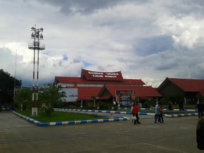 Palangkaraya : Bandara Tjilik Riwut