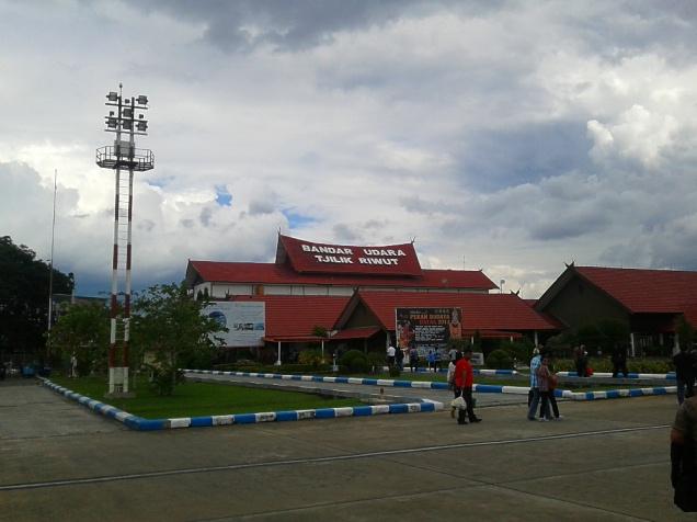 @palangkaraya - bandara tjilik riwut