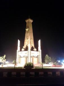 Tugu di Kota Sampit