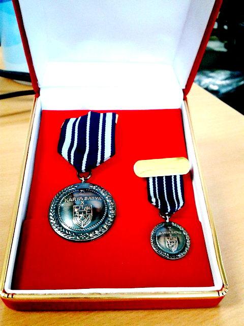 Medali Karya Satya