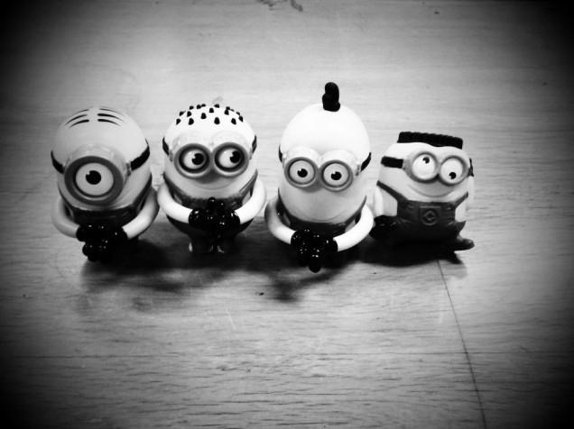 BW Toys - Minions