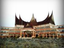 District office Lima Puluh Kota, West Sumatera