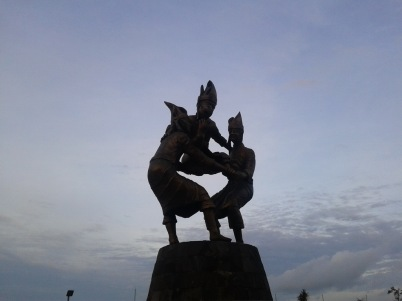 around losari beach - 1