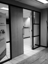 door @ my working room