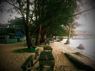beach @pangkalanbun - kalimantan