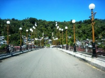 siti nurbaya bridge at day