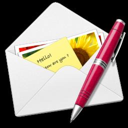 Letter-pen-icon