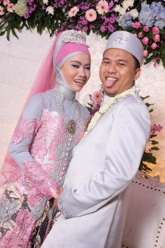 Saya dan Minyu (The Wedding)