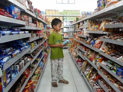 belanja di mini market