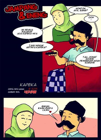 komik_jampang_dan_eneng_kpk