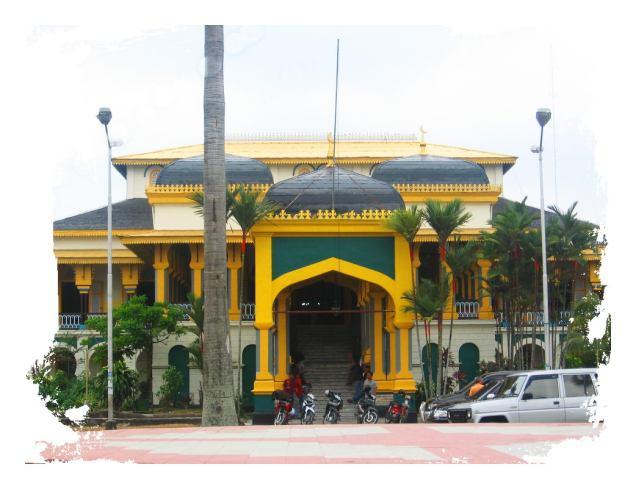 Istana Maimun / Maimun Palace