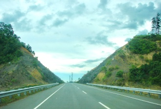 road from meulaboh to banda aceh