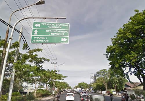 jalan jagir wonokromo