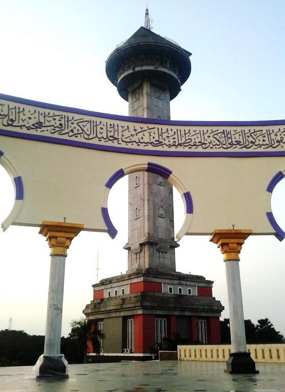 Masjid Agung Jawa Tengah - Kota Semarang