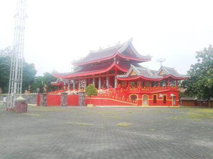 Klenteng Sam Po Kong - Semarang