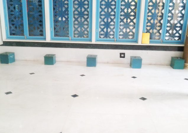 kotak amal masjid
