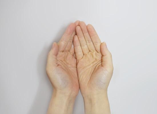 dua tangan