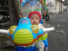 sabiq on bicycle 2