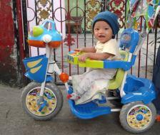 sabiq on bicycle 3