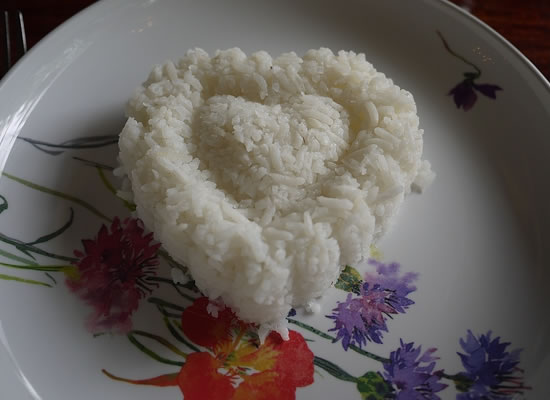rice love