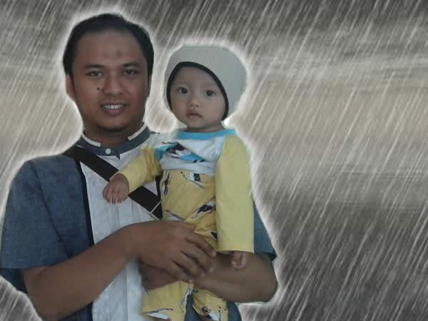sabiq hujan pertamaku