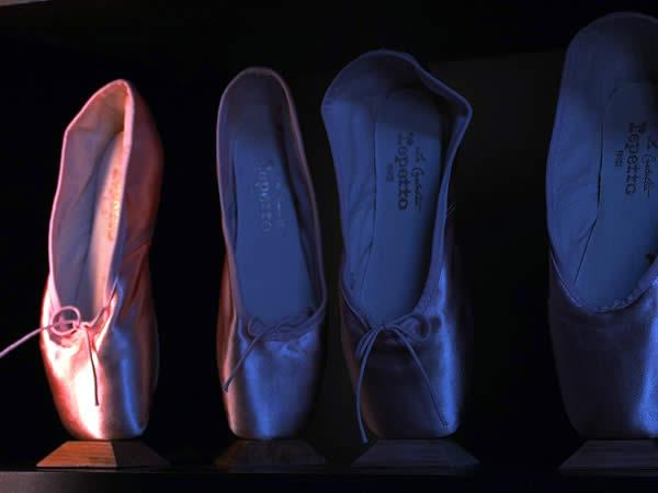 sepatu penari balet