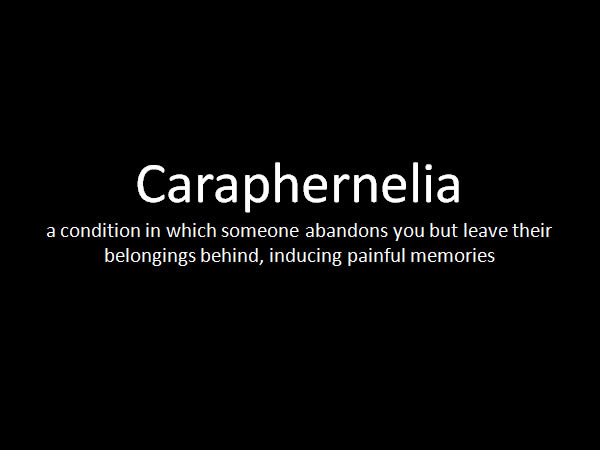 caraphernelia