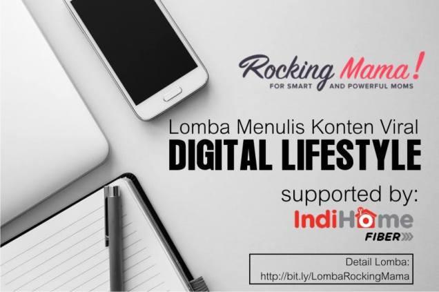 rocking mama lomba