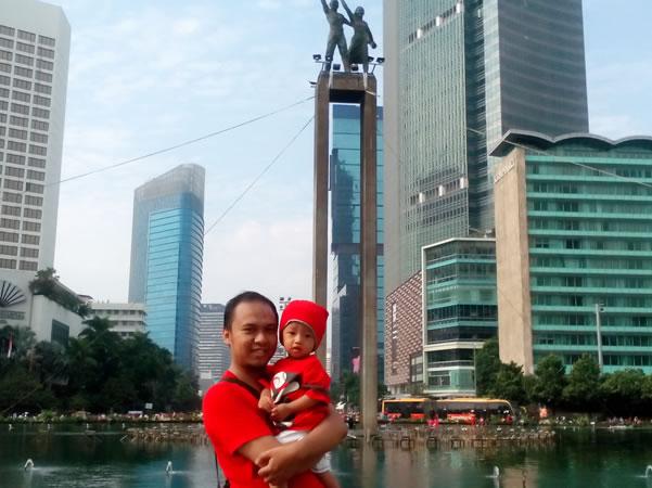 sabiq di bunderan hotel indonesia