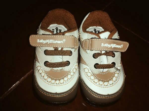 sepatu baru sabiq