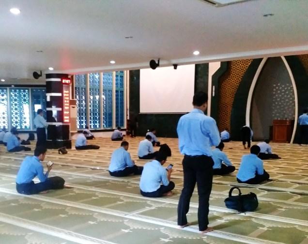 masjid shalahuddin KPDJP