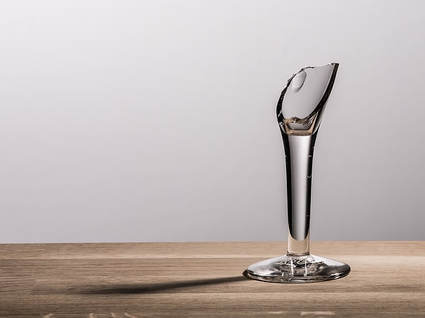 gelas rusak