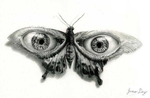 Kutu-Kutu Hendak Menjadi Kupu-kupu